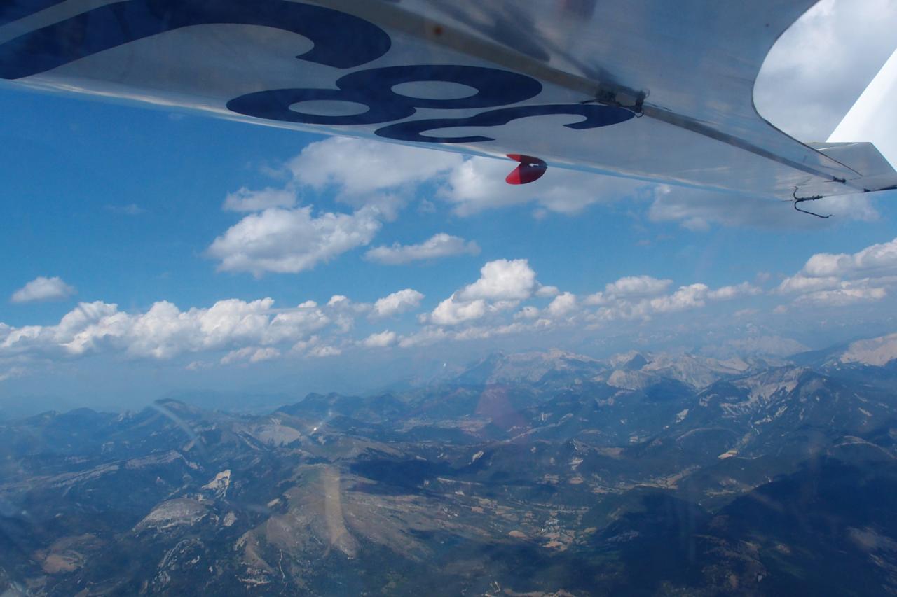 Swift 3700 m col de Cabre 07_2011