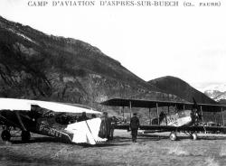 camp d'aviation d'Aspres